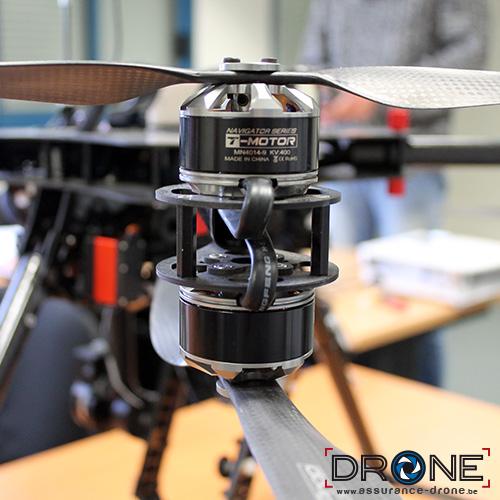 Risque accident drone